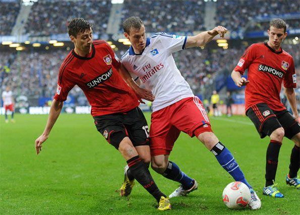 Amburgo-Bayer Leverkusen Bundesliga 2013