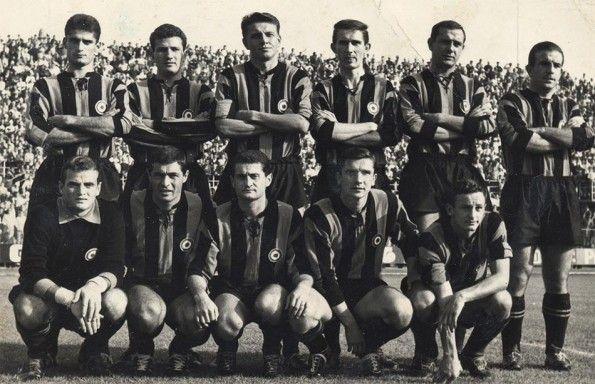 Squadra Atalanta stagione 1963-1964