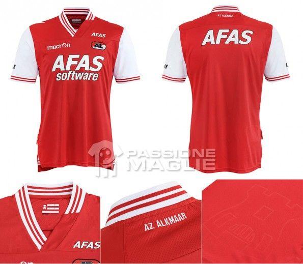 AZ Alkmaar prima maglia 2013-2014