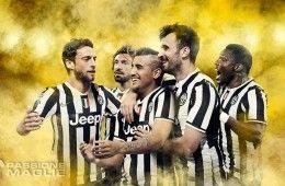 Calciatori Juventus kit home 2013-2014