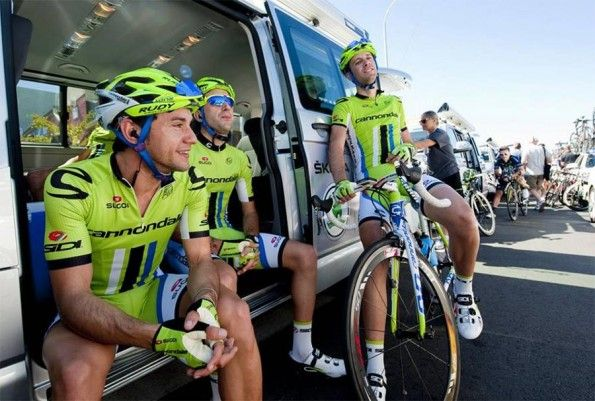 Divisa Cannondale Pro Cycling
