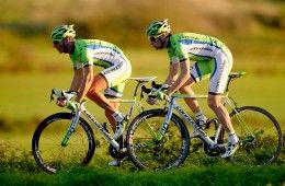 La divisa del team Cannondale Pro Cycling 2013