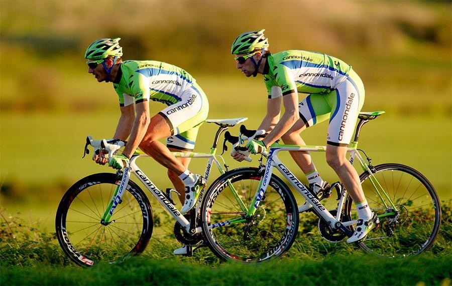 La divisa del team Cannondale Pro Cycling 2013