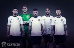 Divisa Inghilterra home 2013 Nike