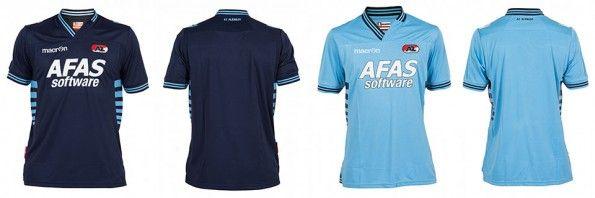 Seconda terza maglia AZ Alkmaar 2013-2014