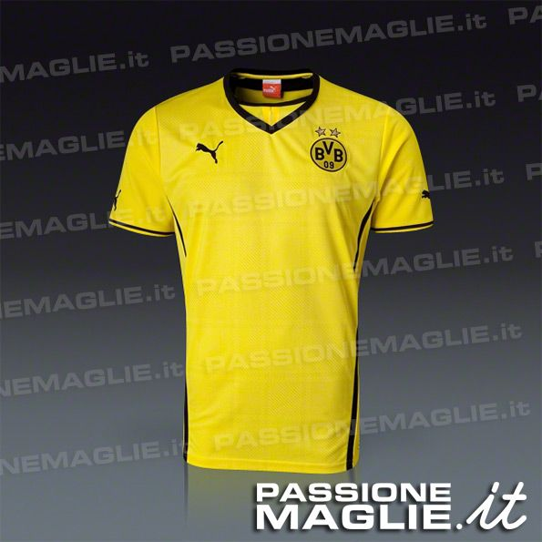 Maglia Borussia Dortmund 2013-2014 anteprima
