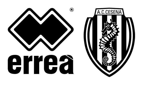 Erreà sponsor tecnico Cesena