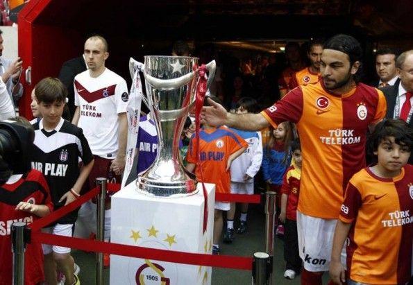 Galatasaray-Trabzonspor campionato turco