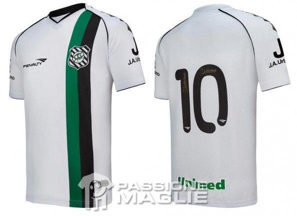 Figueirense maglia trasferta 2013 Penalty