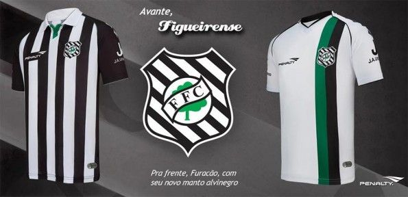Le maglie del Figueirense 2013 Penalty