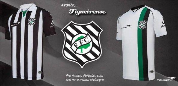 Le maglie del Figueirense 2013 Penalty