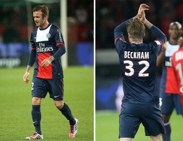 Nome e numero maglia PSG 2013-14