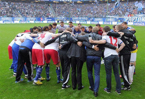 Retro divisa Amburgo 2013-14