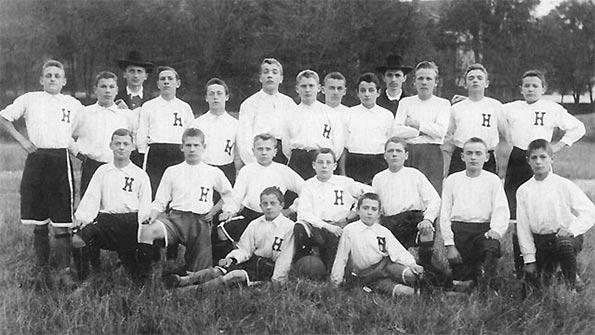 Squadra Hertha Berlino 1892