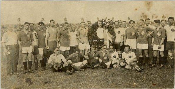 Squadra Hertha Berlino 1930-1931