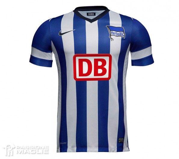 Hertha Berlino maglia 2013-2014 Nike