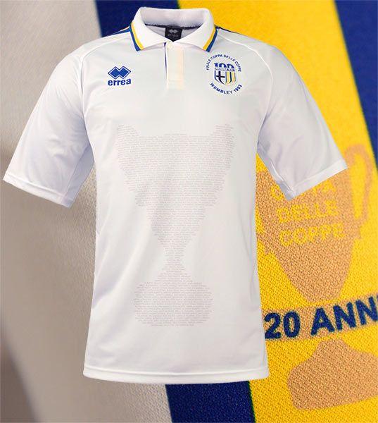 Kit Parma Wembley 20 anni