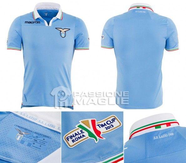 Maglia Lazio finale Coppa Italia 2013
