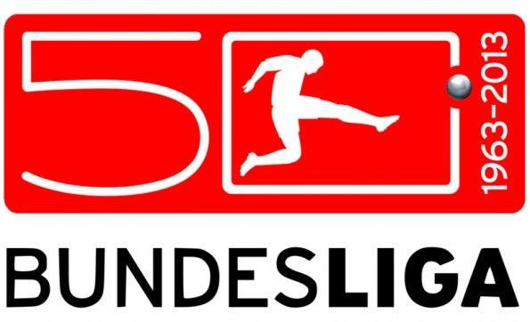 Logo Bundesliga 50 anni