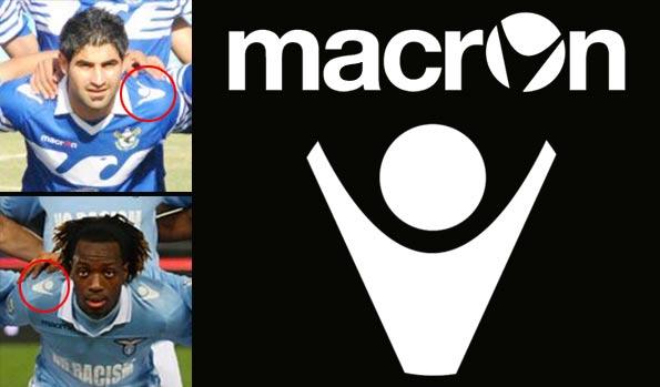 Logo originale prodotti Macron
