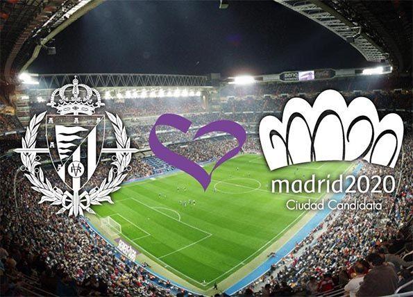 Valladolid Madrid 2020