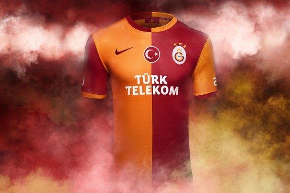 Maglia Galatasaray 2013-2014 Nike