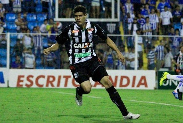 Maglia Figueirense 2013 con gli sponsor