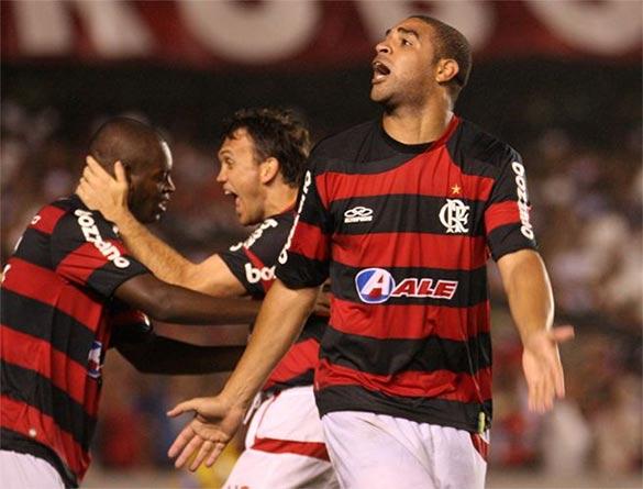 La maglia del Flamengo 2009 Olympikus