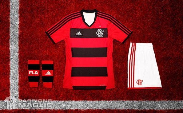 Maglia Flamengo 2013 adidas