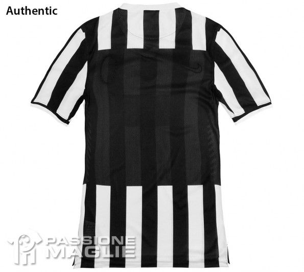 Retro maglia Juventus 2013-14 Authentic