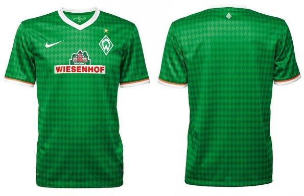 Werder Brema maglia home 2013-2014