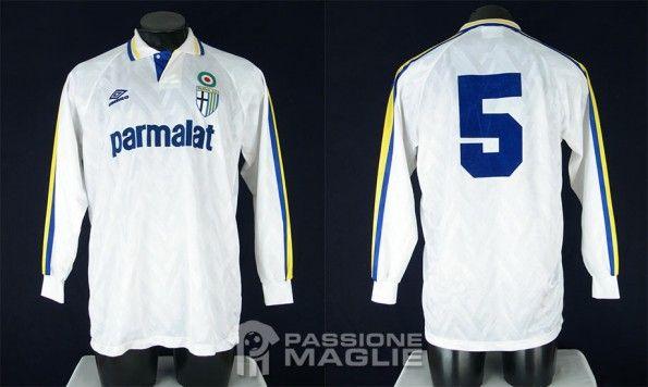 Maglia Parma 1992-1993 Apolloni