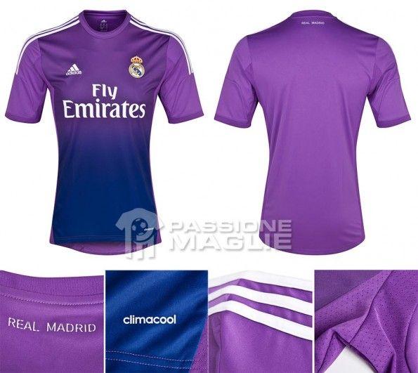 Maglia portiere Real Madrid 2013-2014