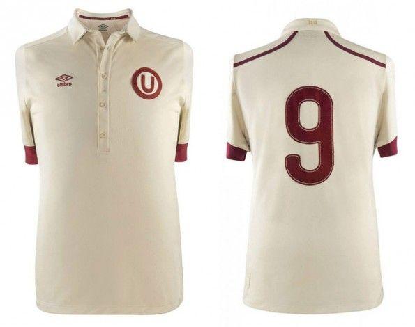 La maglia dell'Universitario in memoria di Fernandez