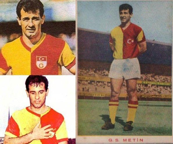 Metin Oktay, bandiera del Galatasaray anni '50 e '60