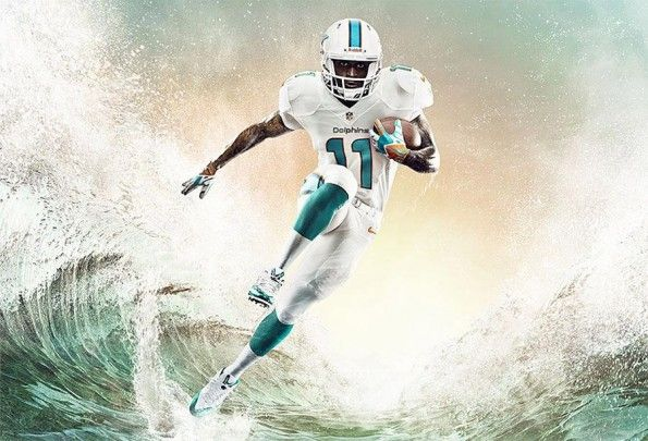 Divisa Miami Dolphins