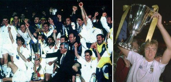 La vittoria del Parma in Coppa delle Coppe 1993