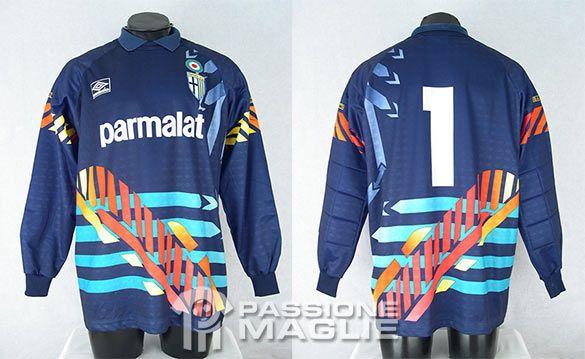 Divisa portiere Parma 1992-1993 Ballotta