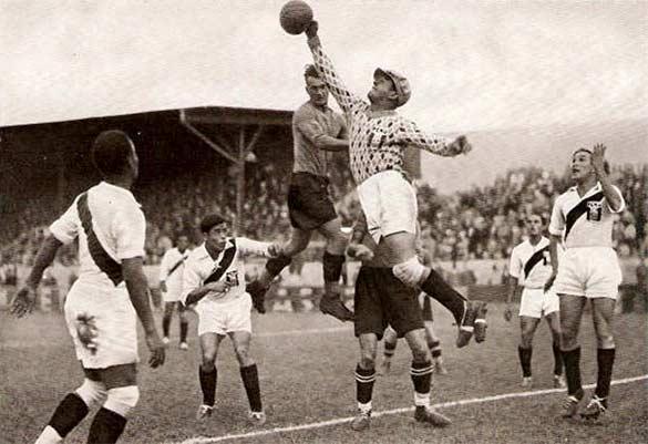 Perù-Austria Olimpiadi 1936
