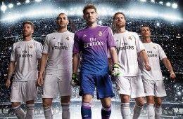 Promo kit Real Madrid 2013-14