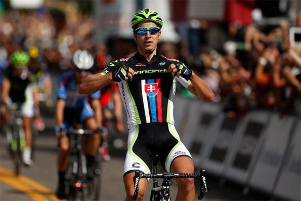 Peter Sagan maglia Cannondale