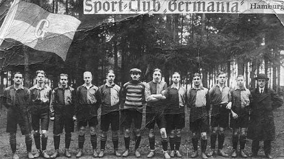 Formazione Sport Club Germania