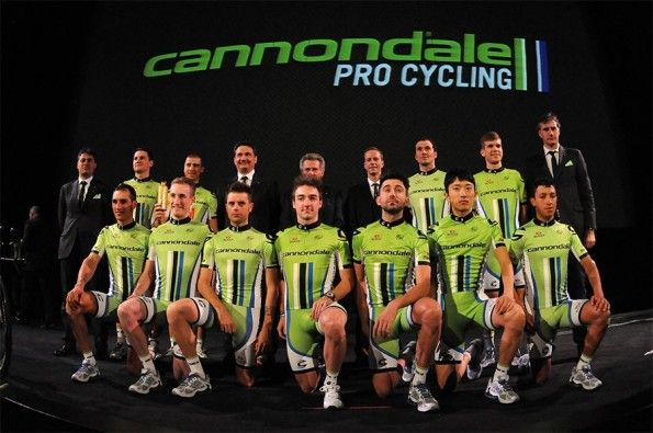 Team Cannondale Pro Cycling 2013