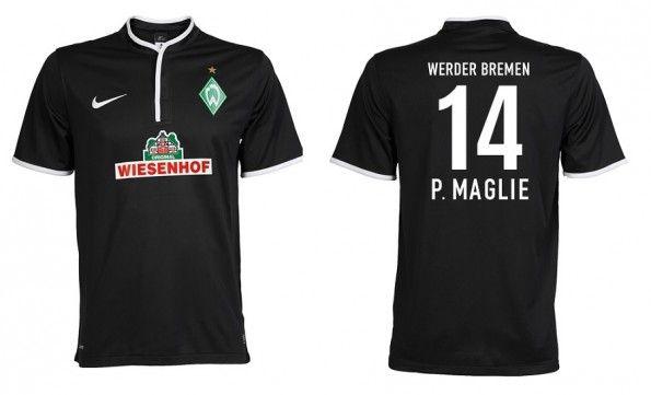 Terza maglia Werder Brema 2013-2014