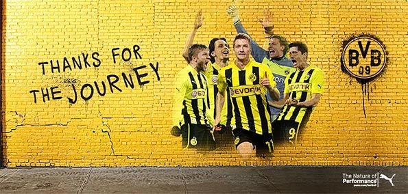 Manifesto Puma Borussia Dortmund
