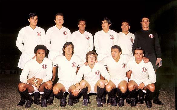 Formazione Universitario Deportes 1972