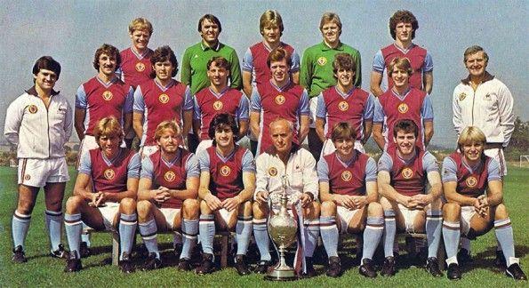 Rosa Aston Villa 1981-1982