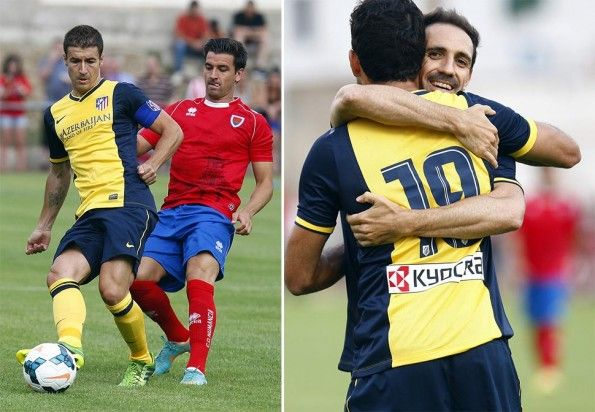 Divisa trasferta Atletico Madrid 2013-2014