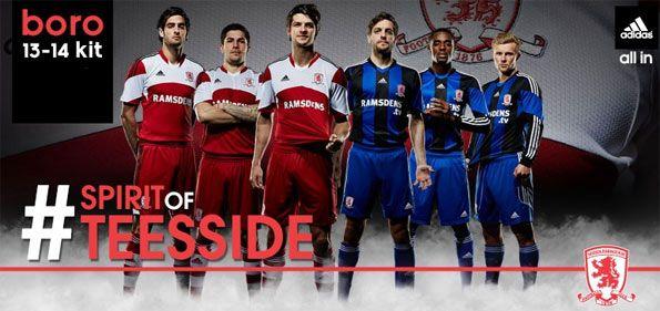 Kit Boro 2013-2014 Adidas