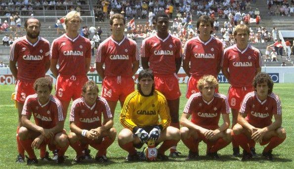 Squadra Canada mondiali 1986
